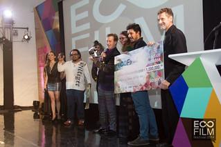 ECOFILM 2014 Premiación Museo Soumaya 42
