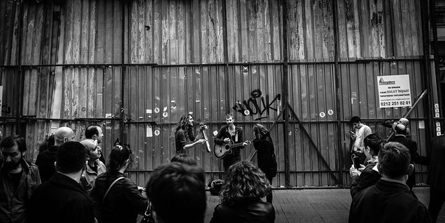 Istanbul Buskers