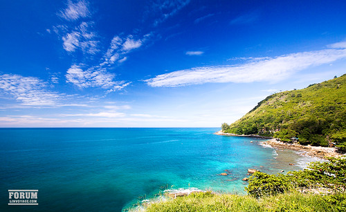 Ao Sane beach, Phuket island, Thailand              XOKA4385bs