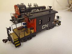 GMD SW1200 Slug & Transfer Caboose (Larry the Lens) Tags: caboose slug transfer gmd sw1200