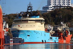 Maersk Clipper_DTG (daveg1717) Tags: newfoundland stjohns stjohnsharbour newfoundlandlabrador maerskclipper
