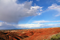 petrified forest (thedreamerslostsoul) Tags: arizona beautiful landscape move petrifiedforest outwest sunnyweather nomorecold