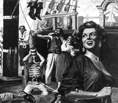 Bloodiest Treasure in the Sea (McClaverty) Tags: illustration treasure piracy nonfiction jpmciver