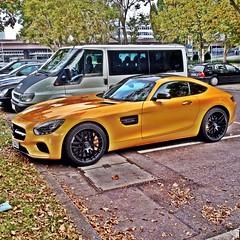 Mercedes SLS GT!