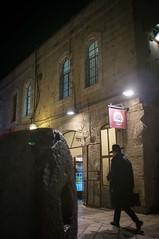 Fujifilm X100 low light in Jerusalem (Stephen G Woo Photo journey) Tags: old city light bw white black shop night evening israel high fuji g low jerusalem steve woo stephen east iso fujifilm middle 3200 f20 x100 23mm gurie   stephengwoo