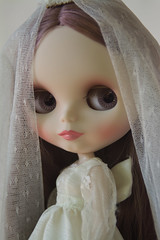 (guilherme purin) Tags: world wedding toy bride doll dress cross radiance plus pearl blythe bianca dolly limited bd takara exclusive 2014 cwc rbl communicationsdoll
