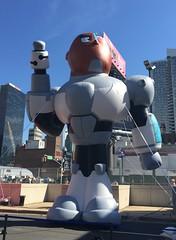 Cyborg (misterperturbed) Tags: cyborg teentitans teentitansgo nycc2014 newyorkcomiccon2014