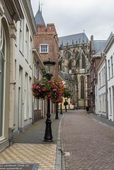 Walking towards the Dom church in Utrecht (Landleven (Irma Lit)) Tags: oktober nikon october utrecht autum herfst domkerk 2014 stedelijklandschap geocity camera:make=nikoncorporation exif:make=nikoncorporation geostate geocountrys exif:aperture=ƒ80 nikon1v1 exif:lens=1nikkorvr1030mmf3556 exif:model=nikon1v1 camera:model=nikon1v1 exif:isospeed=400 exif:focallength=169mm