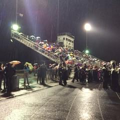 PHSN vs Reynoldsburg (Howard TJ) Tags: columbus ohio wet rain football band marching pickerington omea phsn wearepickerington