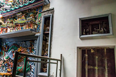 BG2R0468 (limshaobin2014) Tags: heritage ceramic temple for singapore asia pacific traditional tian conservation style unesco xuan restoration awards hai ching shards cultural shang yue 2014 teochew  shrine ornamentations di unesco  2014