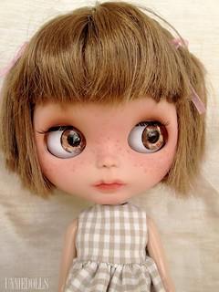 Tilly (Custom Blythe doll)