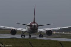 G-VNEW Boeing 787-9 Virgin Atlantic Prestwick Airport PIK 03.11-14 (rjonsen) Tags: airport virgin boeing prestwick 787 dreamliner