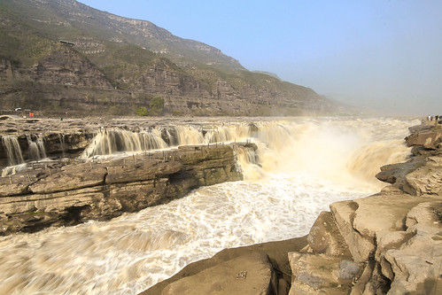 HUKOU WATERFALL-6