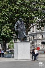 Winston Churchill Statue (andrea.prave) Tags: uk england london westminster abbey statue bigben churchill winstonchurchill londres palazzo londra winston kirkjur houseofparliament inghilterra ロンドン visitlondon 伦敦 stmargaretschurch лондон elizabethtower لندن abazia londonpass