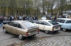 Citroen GSpécial par 2 (gueguette80 ... Définitivement non voyant) Tags: old cars novembre citroen autos amiens gs 2014 anciennes françaises lahotoie gspecial