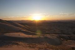 Mojave Series-X (marocena) Tags: california park sunset usa mountain america sand ruins desert post dunes nevada national mojave fi sci wasteland fallout kenso