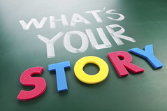 What is your story? (huttonite) Tags: old white color history sign promotion vintage poster word point creativity idea design chalk colorful message cross post image symbol notice market label board tag text creative icon business note story your commercial memory page font letter customer block alphabet concept draw chalkboard information blackboard element interpret