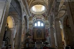 Cattedrale di Cagliari - Interno (Abdujaparov) Tags: sardegna italy italia sardinia cagliari duomodicagliari