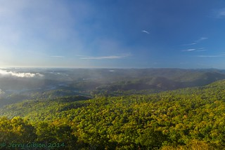 Black Rock Mountain State Park Scenic 10-16-2014