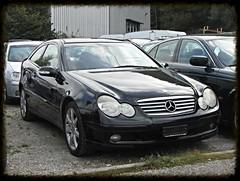 Mercedes-Benz C-Klasse Coup (v8dub) Tags: auto car mercedes benz automobile c automotive voiture german coup klasse wagen pkw worldcars