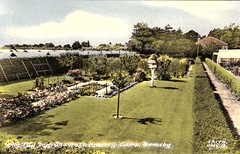 Seacroft Holiday Camp, Hemsby, Norfolk (trainsandstuff) Tags: vintage postcard norfolk retro archival pontins holidaycamp hemsby seacroft fredpontin