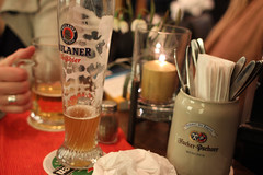 Beers in Munich