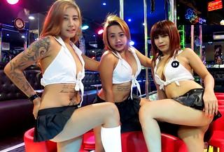 best girls bar pattaya