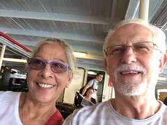 "Lynda and Steve on the Star Ferry, Hong Kong, 18 Nov 2014 • <a style=""font-size:0.8em;"" href=""http://www.flickr.com/photos/91148983@N00/15632671828/"" target=""_blank"">View on Flickr</a>"