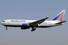 Transaero B767-216/ER EI-CZD BCN 26/06/2010 (jordi757) Tags: barcelona nikon airplanes bcn boeing 767 avions d300 b767 elprat transaero lebl b767200 eiczd