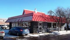 Arvada Griff's (atjoe1972) Tags: rock menu lava restaurant colorado fastfood retro hamburger drivethru 1970s aframe arvada wadsworth oldetown griffs ralstonroad atjoe1972
