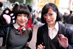 Halloween Night Costumes in Shibuya (tokyofashion) Tags: costumes party halloween japan japanese tokyo costume cosplay shibuya halloweencostume  halloweencostumes 2014