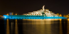 M/Y Azzam (David Parody) Tags: david m parody 2014