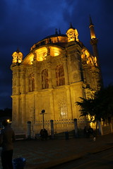 Istanbul (twipsy0102) Tags: city blue light yellow canon eos is istanbul mosque usm bosphorus 6d moschee f4l ef24105mm