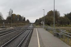 Alotenes dzelzceļa pieturas punkts, 30.10.2016.