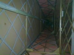 SUPER KOALA (kitradioco) Tags: koala fuselage rear trellis lattice wood fabric laa home build aeroplane flight airframe