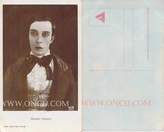 Buster Keaton (talatwebfoto1) Tags: artistfotoğrafi yabancı busterkeaton siyahbeyaz 19231950