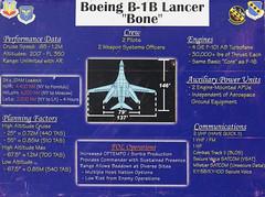 DUH_7205r (crobart) Tags: boeing b1b lancer bomber london airshow ontario aircraft airplane