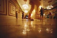 (golfpunkgirl) Tags: vegas nevada lasvegas parishotel checkingin hotel lights lcwide 17mm lomo lomography film lomo400film negfilm travel holiday roadtrip ava may2016