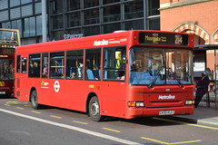 Metroline DLD693 LK55KLE (Will Swain) Tags: london 22nd september 2016 bus buses transport travel uk britain vehicle vehicles county country england english greater capital city south east st pancras international metroline dld693 lk55kle