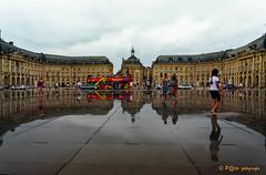 Hotel de ville Bordeaux (www.petje-fotografie.nl) Tags: aquitaineleslandes frankrijk montalivet zomervakantie2016