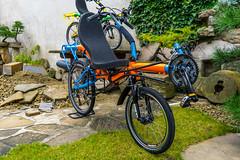 "AZUB Six 26/20"" (AZUBrecumbents) Tags: azub six travel bike touring bicycle expedition son dynamo ass"