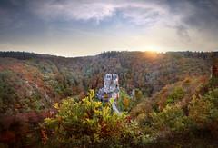 Burg Eltz - Germany (Label 89) Tags: castle burg eltz burcht old knights 1352 canon 550d kitlens