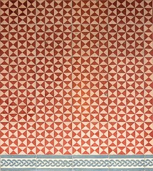 Esplugues de Llobregat - Esglsia 36 h (Arnim Schulz) Tags: modernisme barcelona artnouveau stilefloreale jugendstil catalua catalunya catalonia katalonien arquitectura architecture architektur spanien spain espagne espaa espanya belleepoque art kunst arte modernismo building gebude edificio btiment faence carreau glazed tile baldosa azulejos kacheln mosaque mosaic mosaik mosaico baukunst tiles gaud pattern deco liberty textur texture muster textura decoracin dekoration deko
