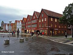 Norway: Bergen:  Bryggen (mariofalcetti) Tags: norway norvegia bergen bryggen city town citt building edifici