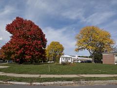 Fall Firworks 4 (Boneil Photography) Tags: boneilphotogrraphy brendanoneil canon powershot g16 autumn fall foliage haverhill ma consentinoschool