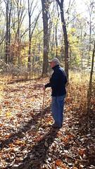 The Deer-Whisperer (Picsnapper1212) Tags: deer whisperer november hike woods gulleypark warrencounty ohio