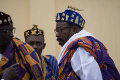 Ewe Chief (peace-on-earth.org) Tags: regionplateaux tgo togo geo:lat=694391667 geo:lon=117171667 geotagged nots ewe peaceonearthorg