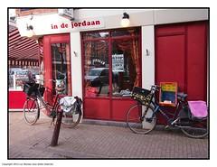 De Jordaan (Look_More) Tags: amsterdam bike event holidays landscape netherlands places street streetshots transports travel urban