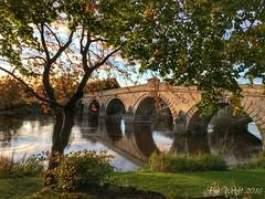 Autumn at Atcham Bridge (Bob.W) Tags: atchambridge shrewsbury