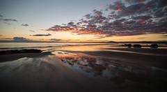 waiting for the sun (Keith Midson) Tags: bridport tasmania sunrise dawn water ocean beach sky sand coast coastline seascape